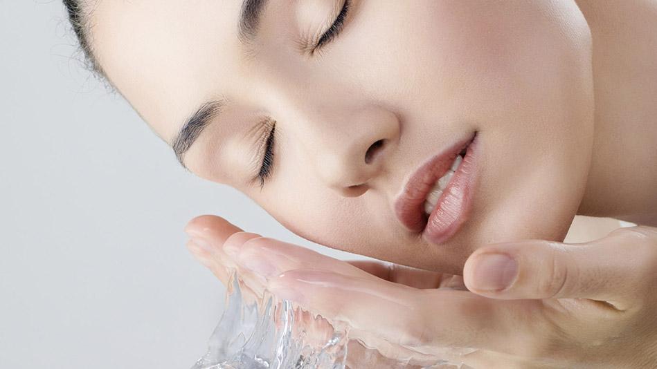 ingrijirea pielii cu apa termala